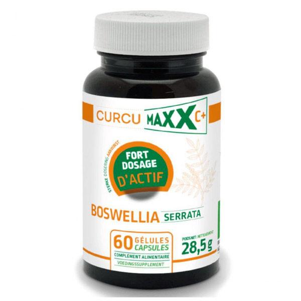 Curcumaxx C+ Boswellia Serata Bio 60 gélules
