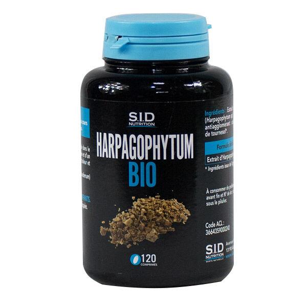 SID Nutrition Bio Harpagophytum 120 comprimés
