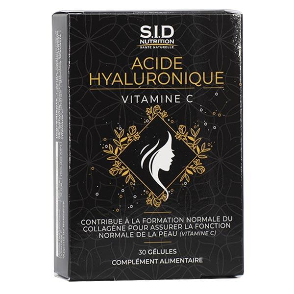 SID Nutrition Acide Hyaluronique 30 gélules