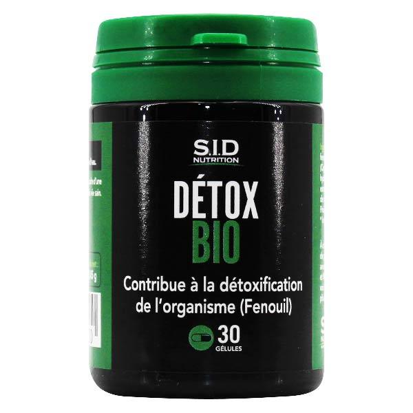 SID Nutrition Détox Bio 30 gélules