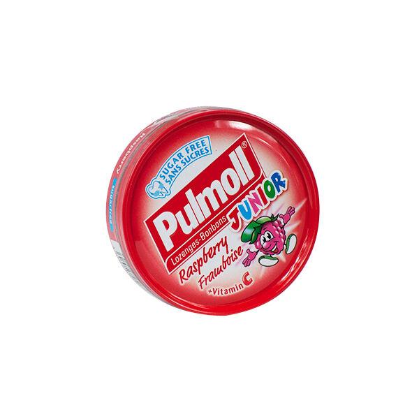 Pulmoll Bonbons Junior Framboise 75g
