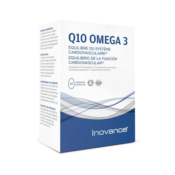 Inovance Q10 Omega 3 60 capsules