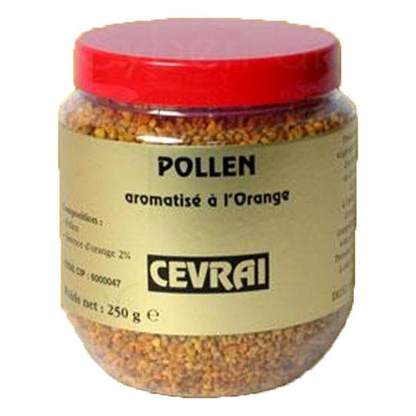 Cevrai C'est Vrai Pollen Biologique à L'Orange Pot 250g