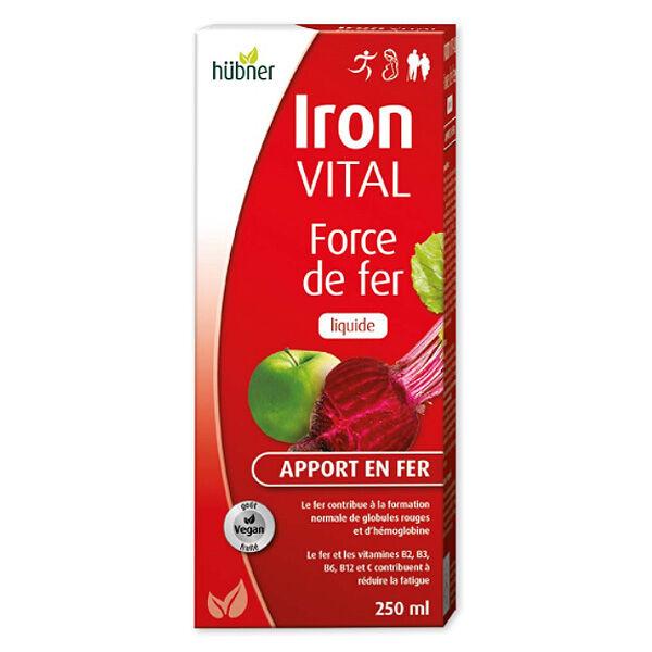 Hubner Hübner Iron Vital Force de Fer 250ml