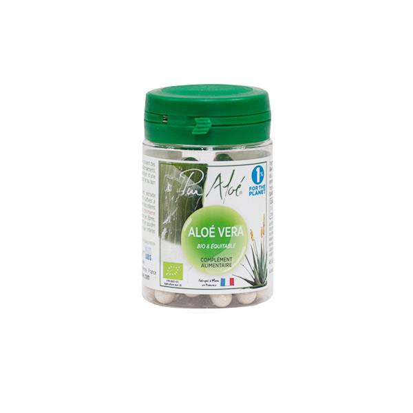 Pur Aloé Complément Alimentaire à l'Aloe Vera 45 gélules