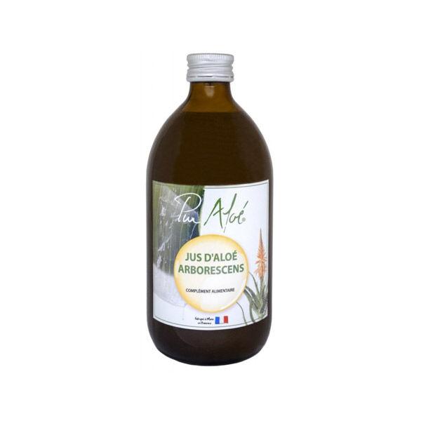 Pur Aloé Jus d'Aloe Arborescens 500ml