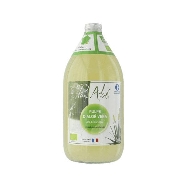 Pur Aloe Pulpe d'Aloe Vera Bio 980ml