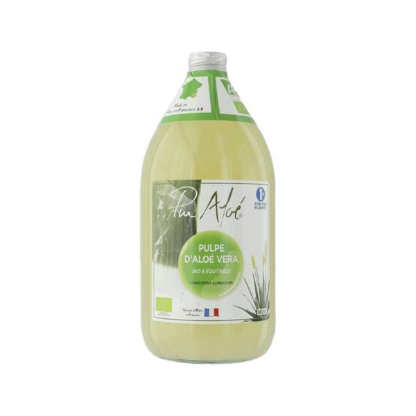 Pur Aloé Pur Aloe Pulpe d'Aloe Vera Bio 980ml