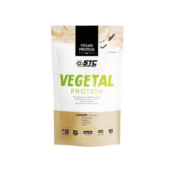 STC Nutrition Vegetal Protein Vegan Saveur Vanille 750g