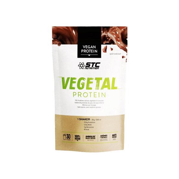 STC Nutrition Vegetal Protein Vegan Saveur Chocolat 750g