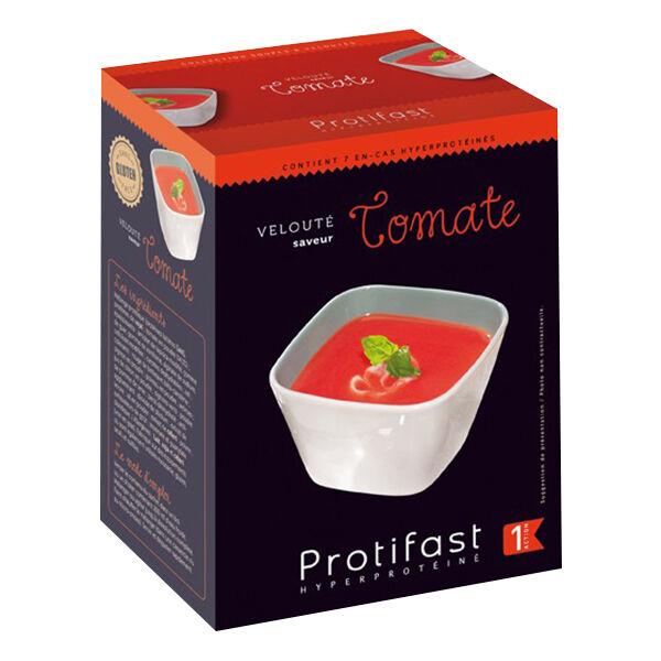 Protifast Soupe Hyperprotéinée Velouté de Tomate 7 sachets