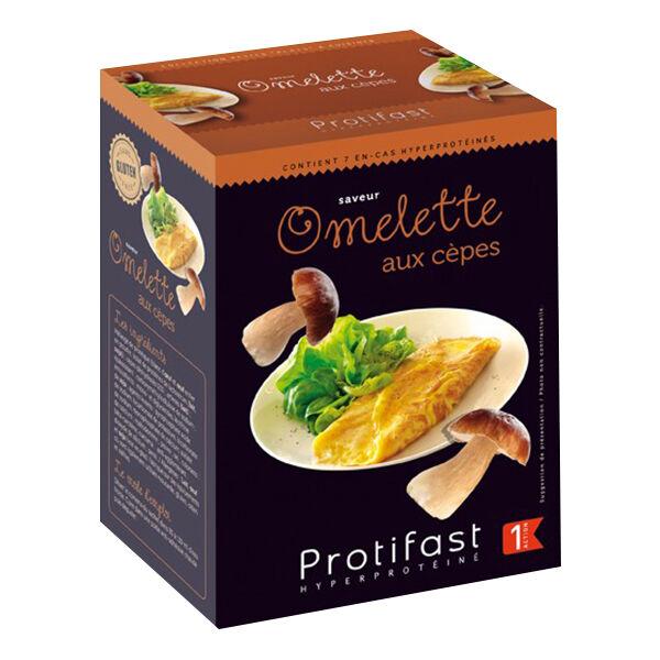 Protifast Plat à Cuisiner Omelette aux Cèpes 7 sachets