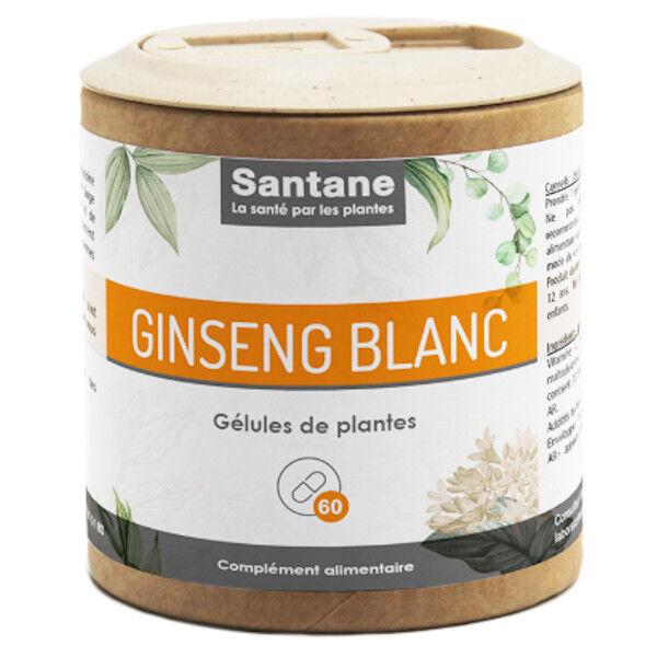 Iphym Santane Ginseng Blanc 60 gélules