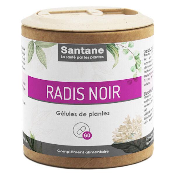 Iphym Santane Gélules Radis Noir 60 gélules