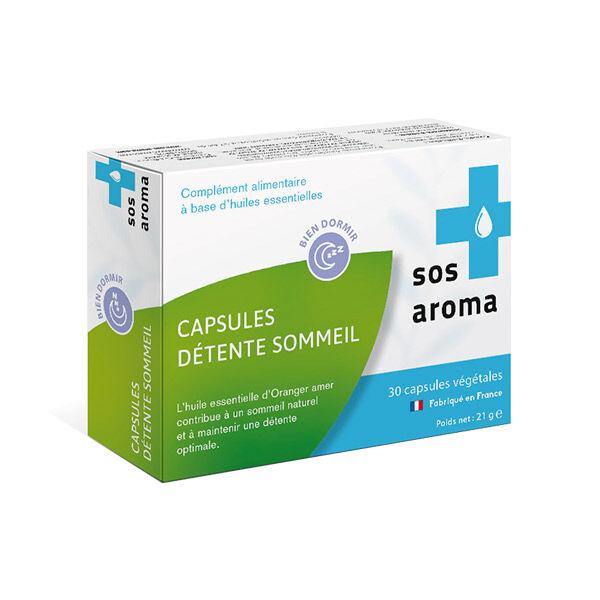 SOS Aroma Détente Sommeil 30 capsules