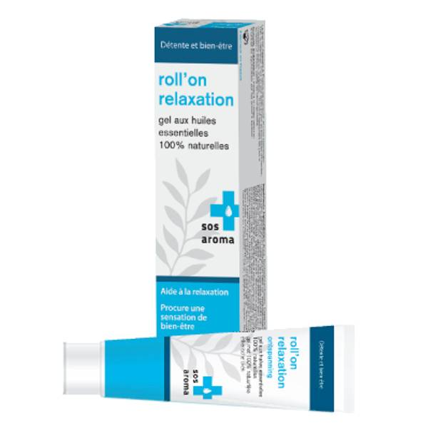 SOS Aroma Roll'on Relaxation 10ml
