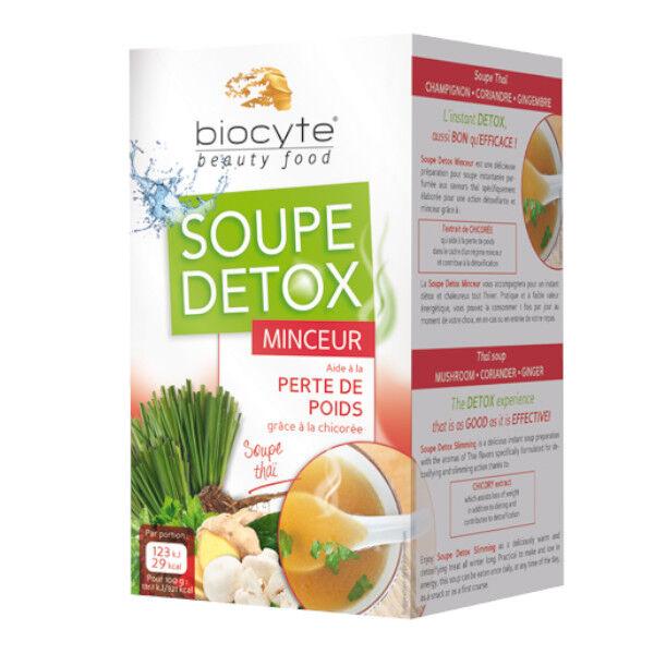 Biocyte Soupe Detox Minceur 144g
