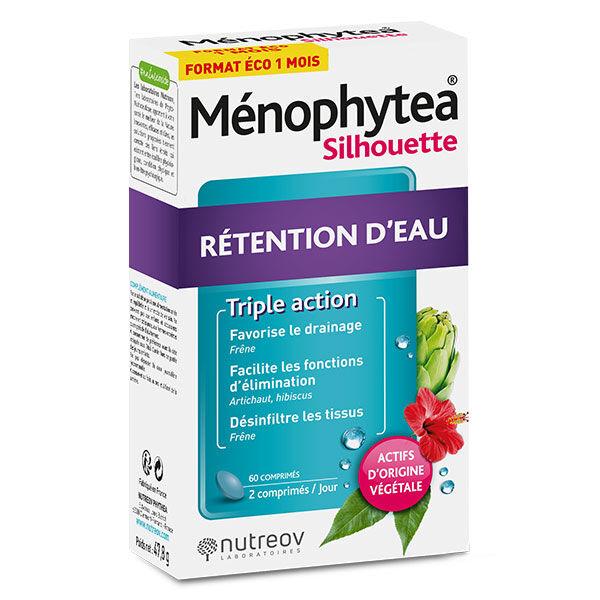 Phytea Menophytea Rétention d'Eau 60 comprimés