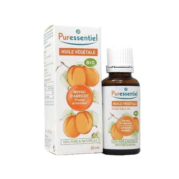 Puressentiel Huile Végétale Noyau d'Abricot Bio 30ml