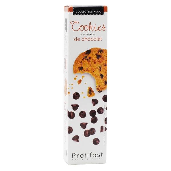 Protifast En-Cas Hyperprotéiné Cookies Pépites de Chocolat 12 unités