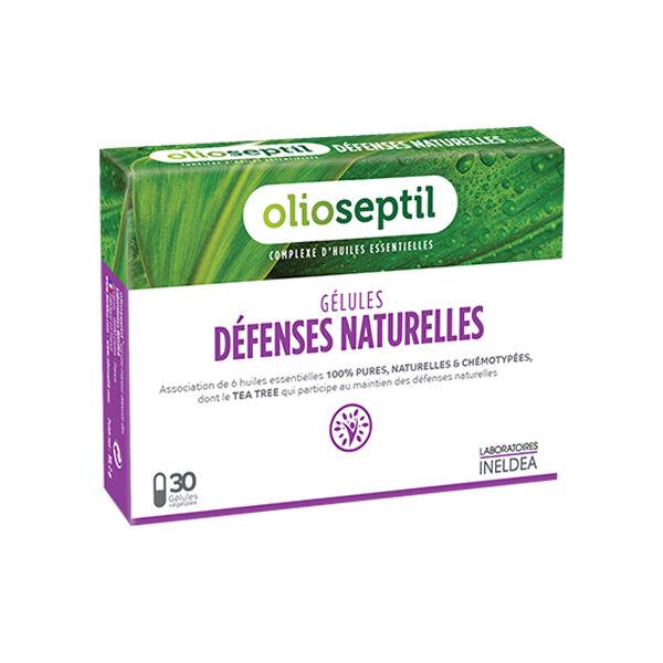 Ineldea Olioseptil Défenses Naturelles 30 gélules