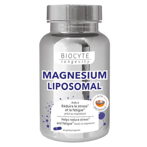 Biocyte Magnésium Liposomal 60 gélules