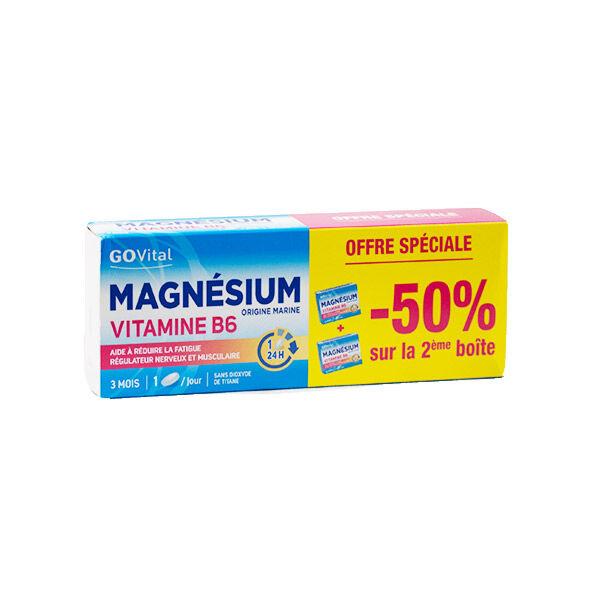 Urgo Alvityl Magnésium Vitamine B6 Lot de 2 x 45 comprimés