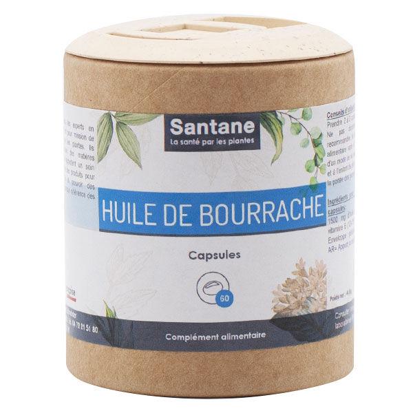 Iphym Santane Gélules Huile de Bourrache 60 capsules