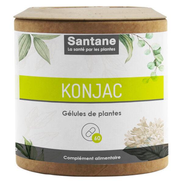 Santane Konjac Glucomannane 60 gélules