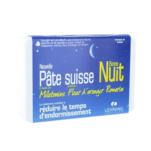 Lehning Pâte Suisse Bonne Nuit