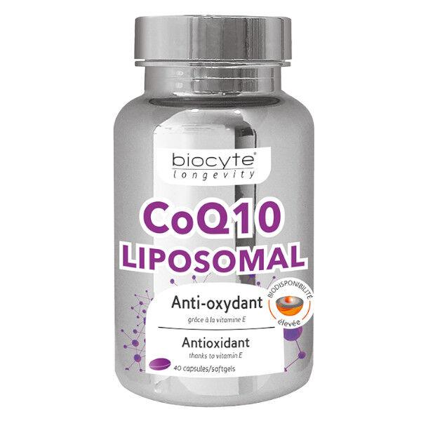 Biocyte Coenzyme Q10 40 capsules
