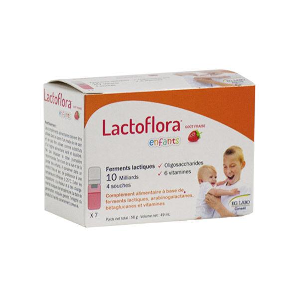 EG Labo Lactoflora Enfants 7 flacons