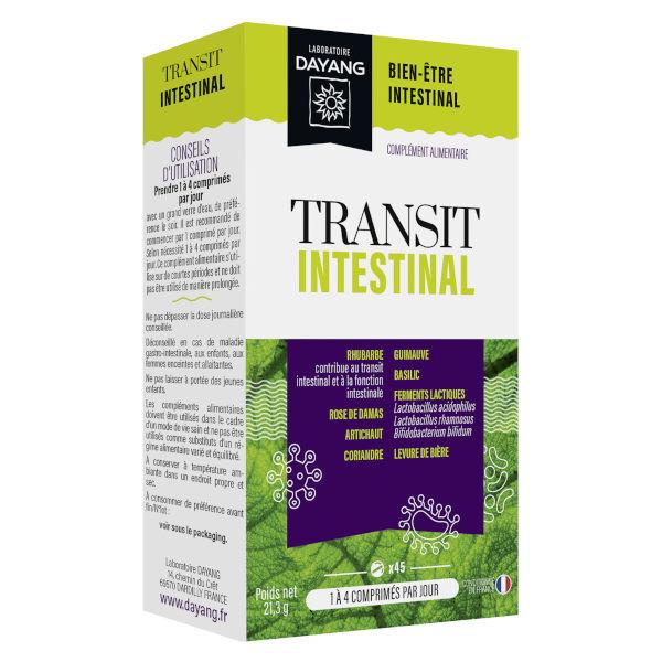 Dayang Transit Intestinal 45 comprimés