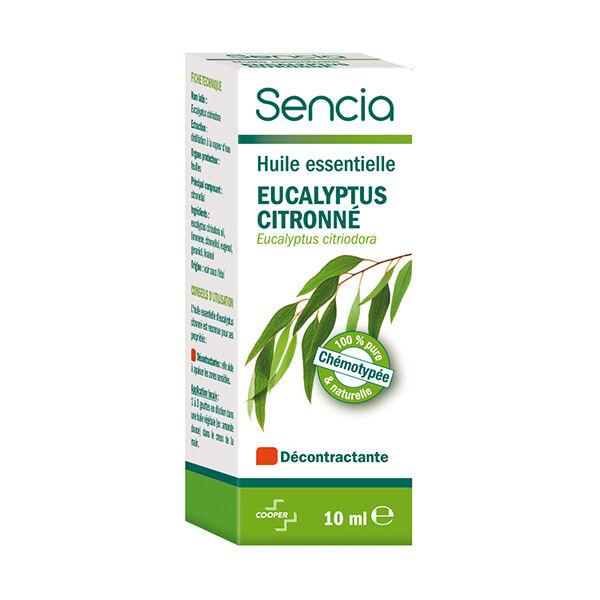 Sencia Huile Essentielle Eucalyptus Citronné 10ml