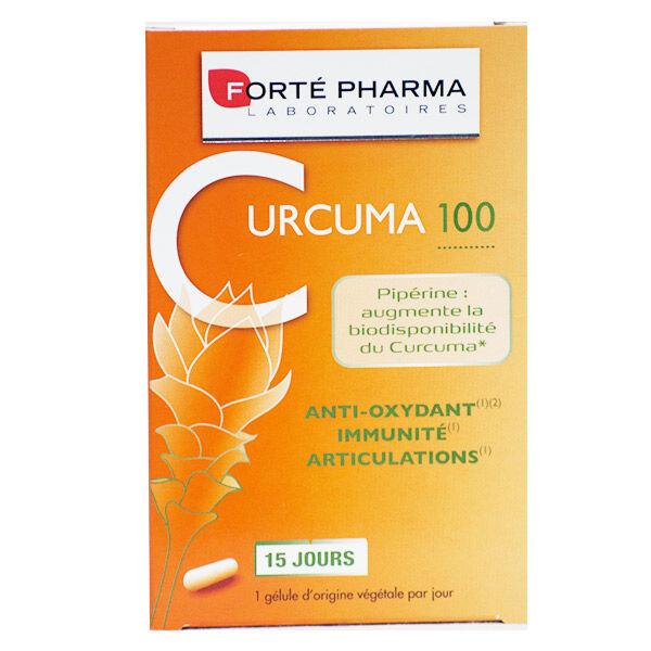 Forté Pharma Curcuma 100 15 gélules