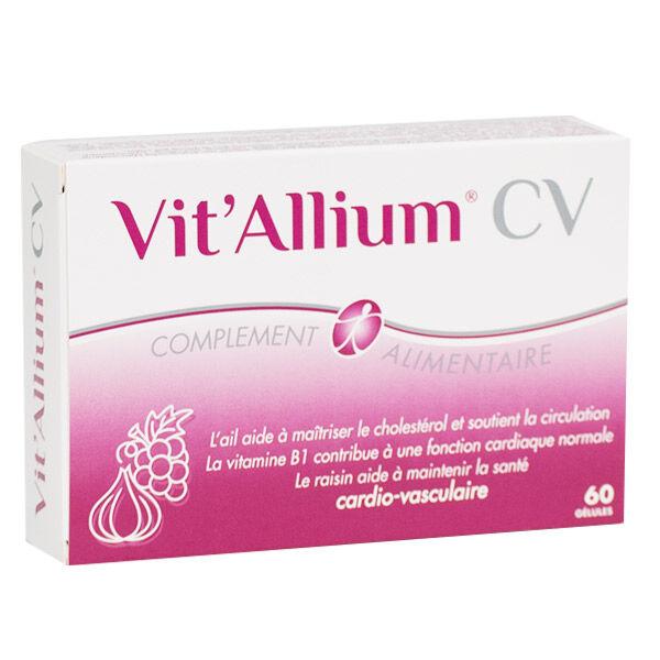 Yalacta Vit'Allium 60 gélules