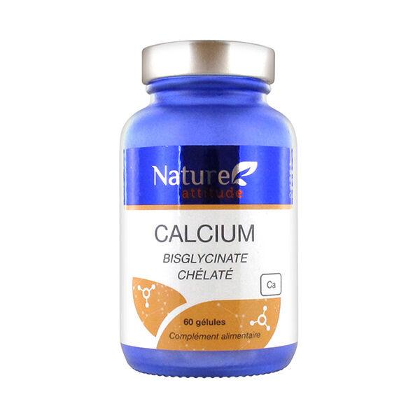 Nature Attitude Calcium Bisglycinate Chélaté 60 gélules