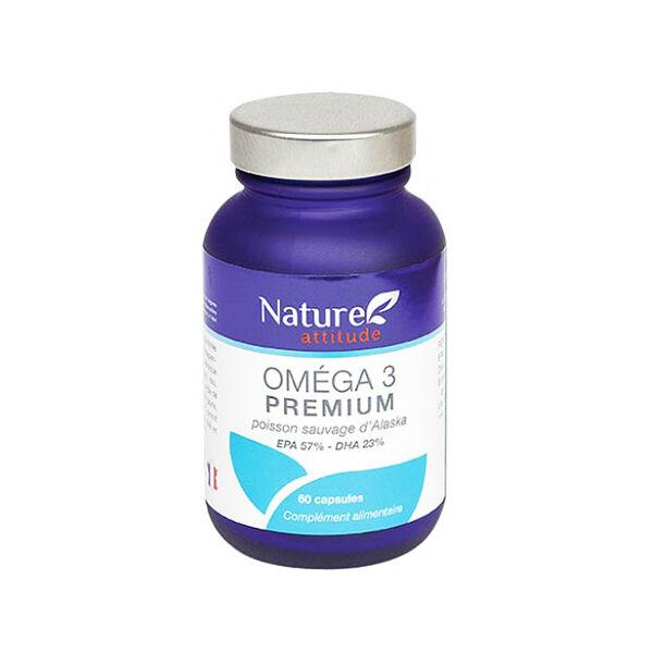Nature Attitude Omega 3 60 capsules