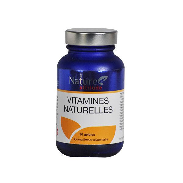 Nature Attitude Vitamines Naturelles 30 gélules