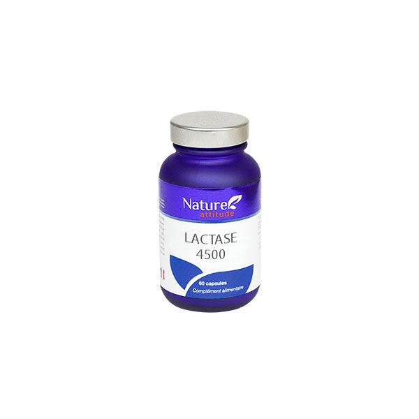 Nature Attitude Lactase 60 gélules