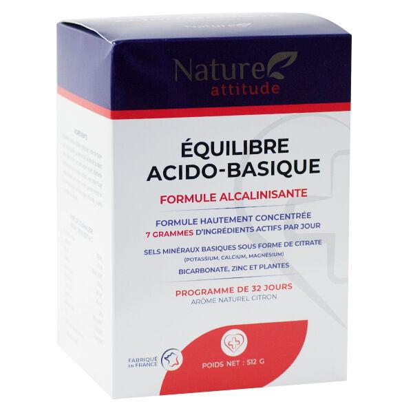 Nature Attitude Equilibre Acido-Basique 512g