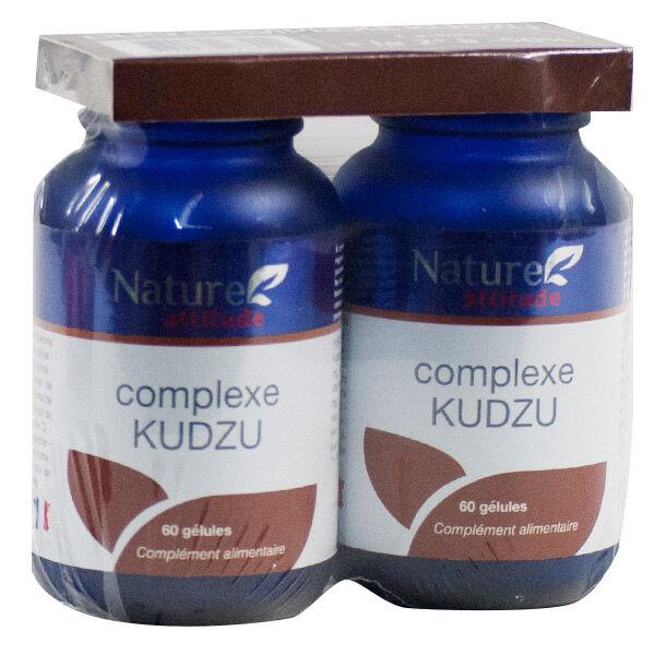 Nature Attitude Complexe Kudzu Lot de 2 x 60 gélules