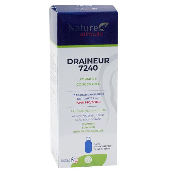 Nature Attitude Draineur 7240 500ml