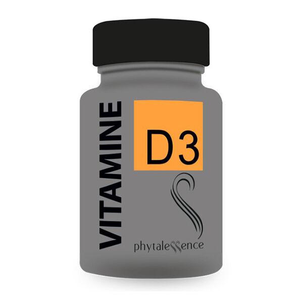 Phytalessence Vitamine D3 60 gélules