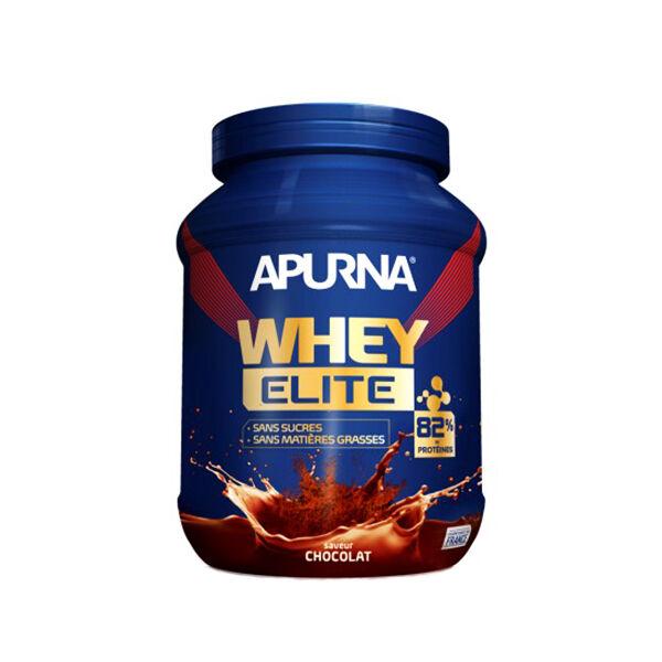 Apurna Whey Elite Isolat Chocolat 750g
