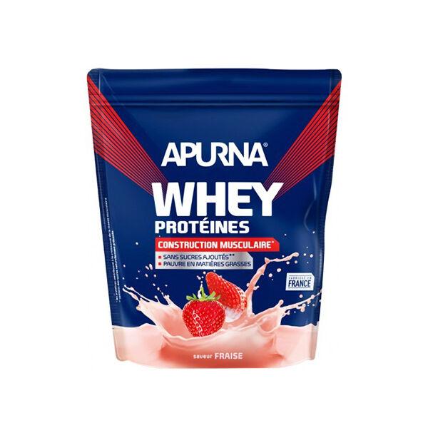 Apurna Whey Protéines Fraise Doypack 750g