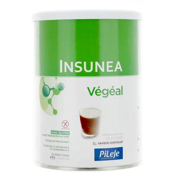 Pileje Insunea Végétal Saveur Chocolat 300g
