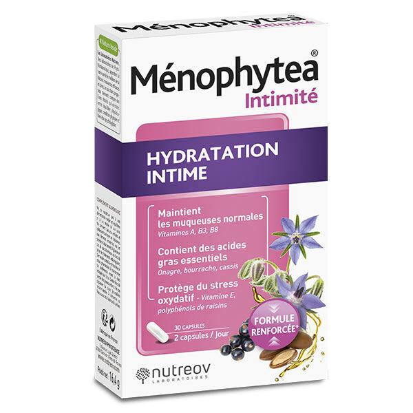 Phytea Ménophytea Hydratation Intime 30 capsules