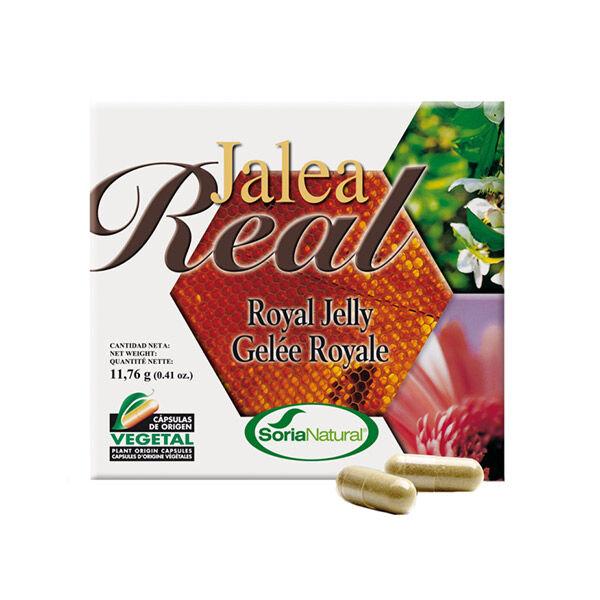 Soria Natural Gelée Royale 24 gélules