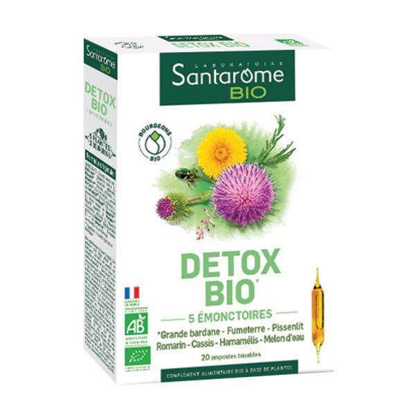 Santarome Bio Détox 20 ampoules